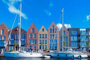 Wonen in Noord- of Zuid-Holland